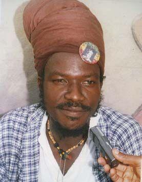 « Ma musique est un message d'Amour de Jah »
